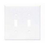 Toggle Wall Plate Standard 50-2012W