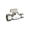 Supply Stop Comp. Mini Ball Angle 2419C