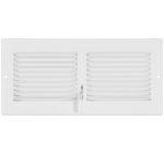 Sidewall Register White 14 x 4 76-8408