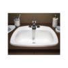 Self-Rimming Countertop Sink 24-3080