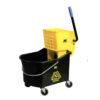 32 QT Wringer Bucket Combo Side Press W1232-40