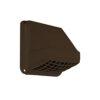 Brown Vent Cap 4 76-0123
