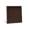 Brown Vent Hood with Screen Plastic 4 76-0011MS copy
