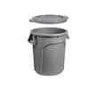 Garbage Container 20 Gal Gray CL