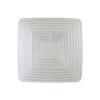 Grill for Fan Housing White Metal B100-A